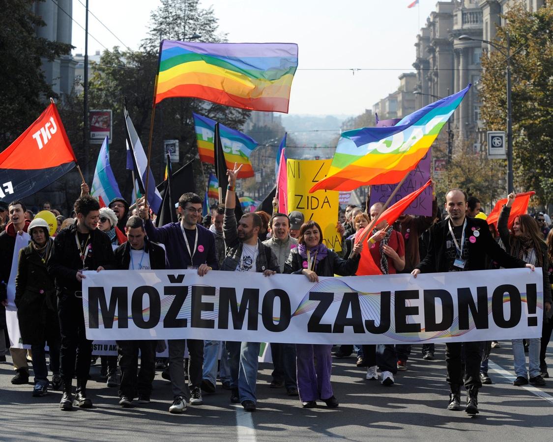 How I Made Pride 2010