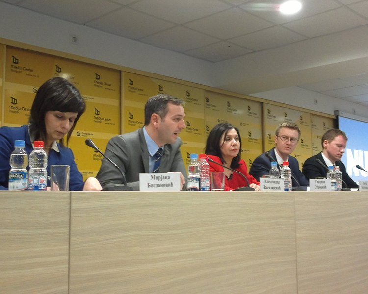 "The conference ""Incrimination of hate crime - a good way to prevent and decrease violence"" was held"