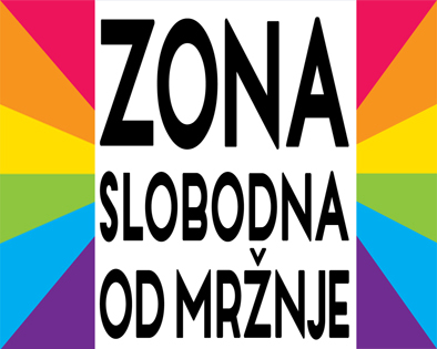 "International Pride Day of LGBT people – support for ""Hate-Free Zone"""